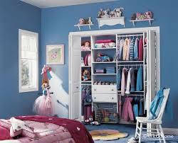 kids bedroom closet