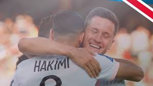Ligue 1: Achraf Hakimi scores his first PSG goal