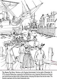 Small Picture Boston Tea Party Coloring Pages Miakenasnet