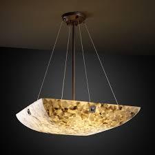 inverted bowl pendant lighting. alabaster pendant lighting light fixtures pertaining to inverted bowl
