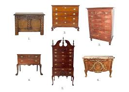 Wonderful Different Styles Of Furniture Different Types Antique