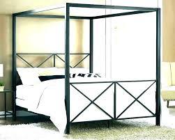 wrought iron canopy beds – bakerstreetdesign.co