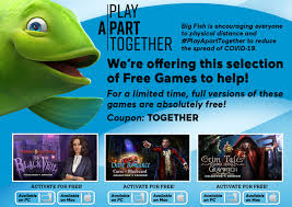 Save big on surface, pcs, xbox games, and more. Hidden Object Games Free Games Alert Claim Up To 10 Full Version Games For Free Thanks To Big Fish Games Play Apart Together Initiative You Ll Need To Be Fast Though They