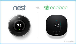 Nest Vs Ecobee Whats The Best Smart Thermostat In 2019