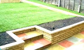 small wall garden brick designs bricks walls without cement for front wa