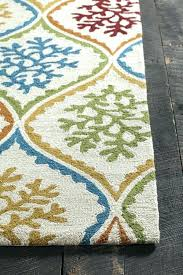 green and yellow area rugs blue rug target multi 8 ft x re blue and yellow area rug