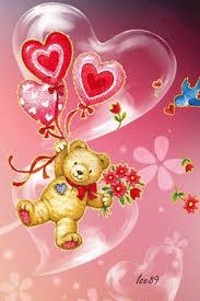 cute animated wallpaper for mobile phone. Download Animated Cute Love Bear Cell Phone Wallpaper Category Cartoons And For Mobile