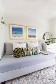 small office guest room ideas. DIY Mid Century Daybed And Guest Room Tour Small Office Ideas S