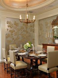 Inspiring Dining Room Wallpaper Designs 55 For Your Ikea Dining Room Table  with Dining Room Wallpaper Designs