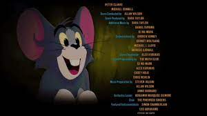 Tom & Jerry The Movie (2021) End Credits Edited - YouTube