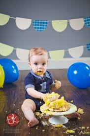 Colins First Birthday Chicago Smash Cake Photographer Chicago