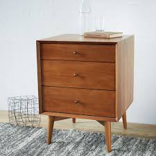 mid century modern end tables mid century side tables acorn west elm best design interior