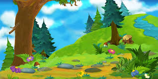 Resultado de imagen para bosque dibujo