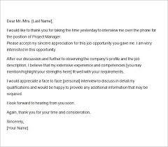 Thank You Letter After Interview Uk Cv Resumes Maker Guide