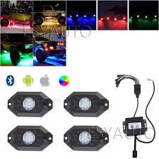 Multi Color Flood Lights Us 68 0 4 Pods Multi Color 9w 3