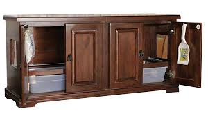 corner cat litter box furniture. Style F2 Double Cat Pan Litterbox Cabinet With Regard To Litter Box Design 8 Corner Furniture