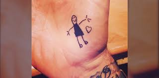 больше чем рисунок татуировки знаменитостей и их значение