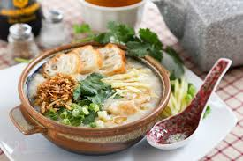 this simple and delicious fish congee is especially heart warming and satisfying on a cold day