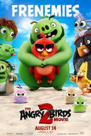 Poster zum Angry Birds 2 - Bild 31 auf 55 - FILMSTARTS.de