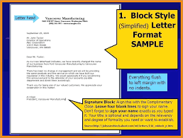 22 Best Of Sample Of Business Letter Format Gdesteroid