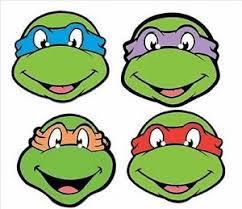 ninja turtles michelangelo face. NinjaTurtlesmasquesvisageTeenageMutantDonatelloLeonardo On Ninja Turtles Michelangelo Face