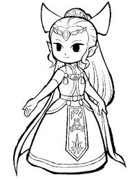 Exactly how did some of the temples in this game come to … Zelda Coloring Pages Free Printable Zelda Coloring Pages