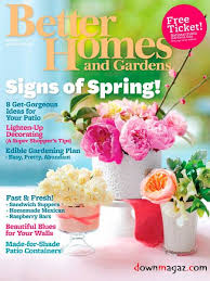 Small Picture Brilliant Better Homes And Garden Magazine Gardens October 2014