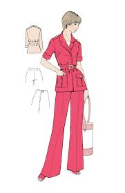 Pants Drawing Reference 1970s Fashion Trouser Suit Pictures From The Early Mid 1970s