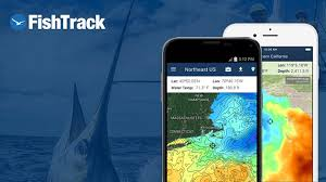 Water Charts App Deep Sea Fishing Features And Charts Fishtrack Com