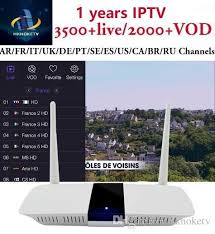 Android 6.0 Q1604 Tv Box 1G+8G With <b>Subtv</b> 3500+Live Fulll ...