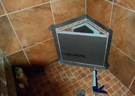 goof proof showers new ready to tile shower seat shower systems backer board ready goof proof goof proof showers
