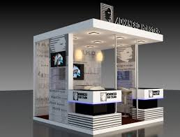 Product Display Stands For Exhibitions Mall Kiosk Designer Fabricator India Stall Design Exhibition 38