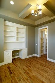 built in desk home office contemporary home renovations with painted cabinets study built in desks for home office