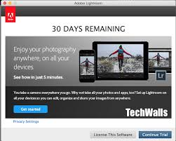 lightroom license