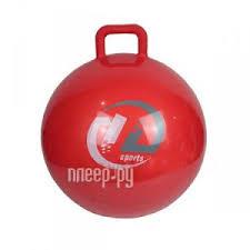 Купить <b>Мяч Z</b>-<b>Sports</b> GB65 Red по низкой цене в Москве ...