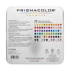 Colored Pencil Set Prismacolor Premier 72 Art Pencils High