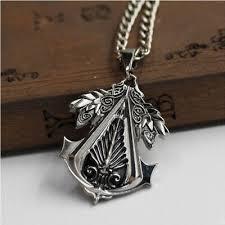 necklace assassins creed brotherhood