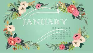 January 2020 Calendar Wallpapers - Top ...