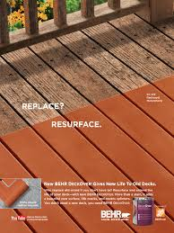 behr deckover paint now here s another great idea darn have to decide