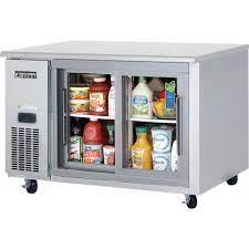 everest refrigeration etgsr2 48 glass