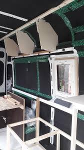 Einbau Fenster Dometic S4 Nils Campervan