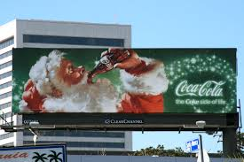 Billboard for Coke - Coca Cola
