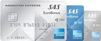 Eurobonus Credit Card Earn Extra Points Every Day Sas