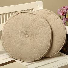 Long Round Decorative Pillows