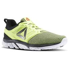 reebok mens running shoes. reebok zstrike run se solar yellow black white men leisure shoes hot sell h60o,reebok mens running i