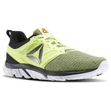 reebok mens running shoes. reebok zstrike run se solar yellow black white men leisure shoes hot sell h60o,reebok mens running i