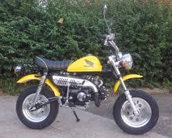 china db010 hot sell 110cc monkey bike