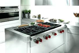 wolf gas range 36. Wolf Gas Stove Propane Cooktops Six 6 Sealed Burner With Infrared . Main Picture Range 36 F