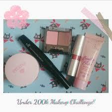 indonesia mau tahu apa saja brand yang kih untuk under 200k make up challenge ini baca