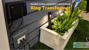 Low Voltage Tester For Landscape Lighting Dumb Old Low Voltage Landscape Lights New Ring Transformer